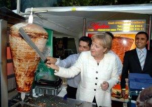 Merkel rethinks her previous dismissal of multikulti politics